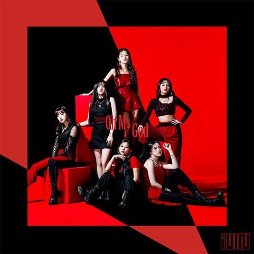 (G)I-DLE Oh My God (2nd Mini Album Japanese Ver.)