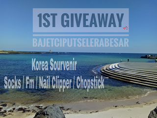 http://bajetciputselerabesar.blogspot.my/2016/12/1st-giveaway-by-bajetciputselerebesar.html