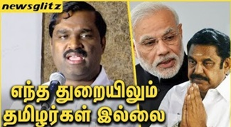 Velmurugan Angry speech against OPS & EPS | MODI Atrocities