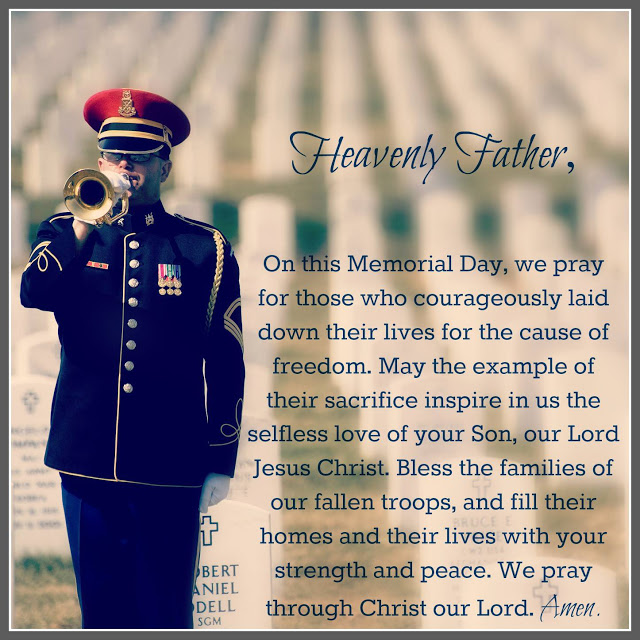 Memorial Day Poems, Poetry & Prayers For Veterans