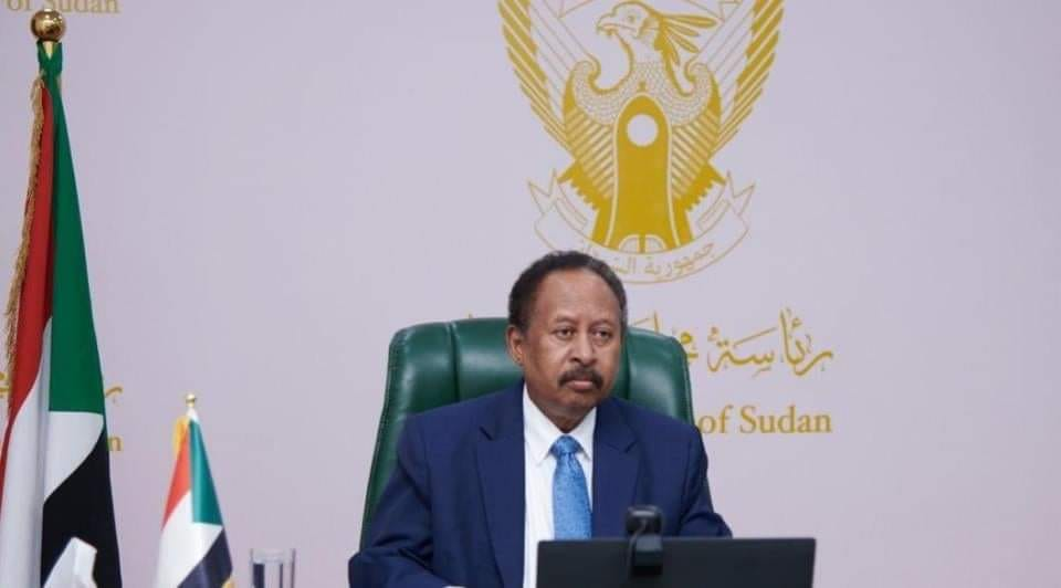 حمدوك: اجراءات عاجلة لحل ازمة الوقود والكهرباء