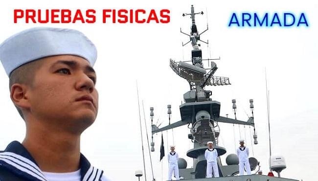Las pruebas físicas son uno de los requisitos que debes rendir si tu deseo es formar parte de las filas marineras de la Armada del Ecuador, debes conocer la ejecución correcta de cada ejercicio para que la prueba sea un éxito.