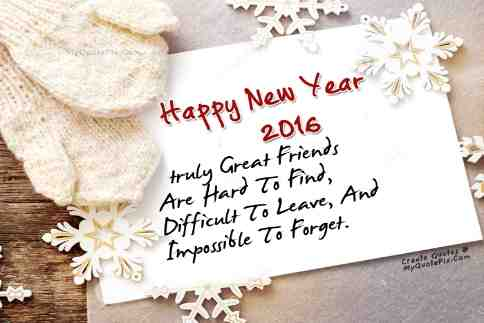 TRUELY FRIENDSHIP QUOTE FOR NEW YEAR 2016 WITH CUTE IMAGES ...