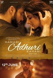 الفيلم الهندي 2015 Hamari Adhuri Kahan مترجم