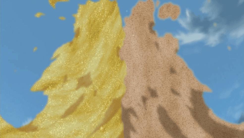 3 Jenis Pasir Dari Sunakagure di Naruto Hingga Boruto