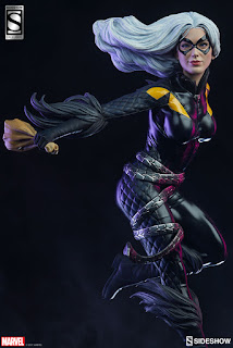Black Cat Premium Format Figure de Marvel Comics - Sideshow Collectibles