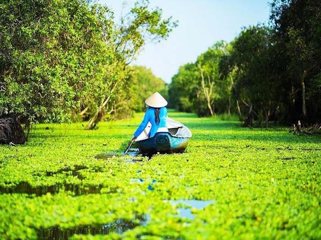Miền Tây mùa nước nổi: Châu Đốc - Vàm Nao (3 ngày)
