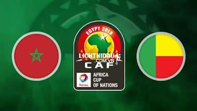 مشاهدة مباراة المغرب وبنين بث مباشر اليوم 5-7-2019 في كأس الأمم الإفريقية 2019