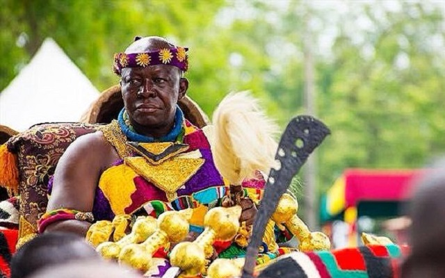 Happy Birthday to Otumfuo Osei Tutu II, the 16th Asantehene