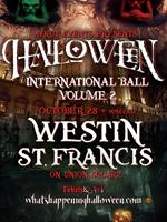 Mega HALLOWEEN Party International Ball 2017 Tickets