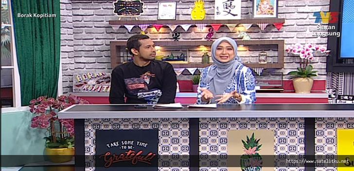 Frekuensi dan Bisskey TV3 Malaysia Di Parabola Terbaru di Measat 3