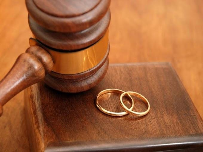 Ανυπομονούν να ανοίξουν τα δικαστήρια για να πάρουν διαζύγιο