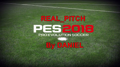 PES 2018 REAL_PITCH by Daniel