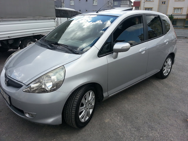 honda jazz elite