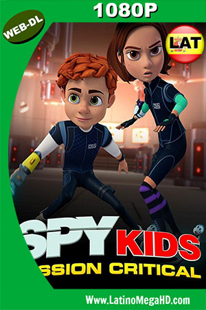 Spy Kids: Mission Critical (Serie de TV) (2018) Temporada 1 Latino Full HD 1080P ()
