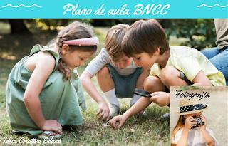 Plano de aula alinhado à BNCC para Educação Infantil
