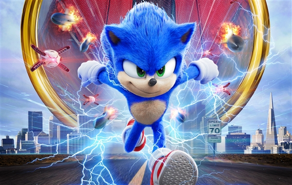"The most profitable game adaptation movie is born: ""Sonic the Hedgehog"" goes live at the end of the month"