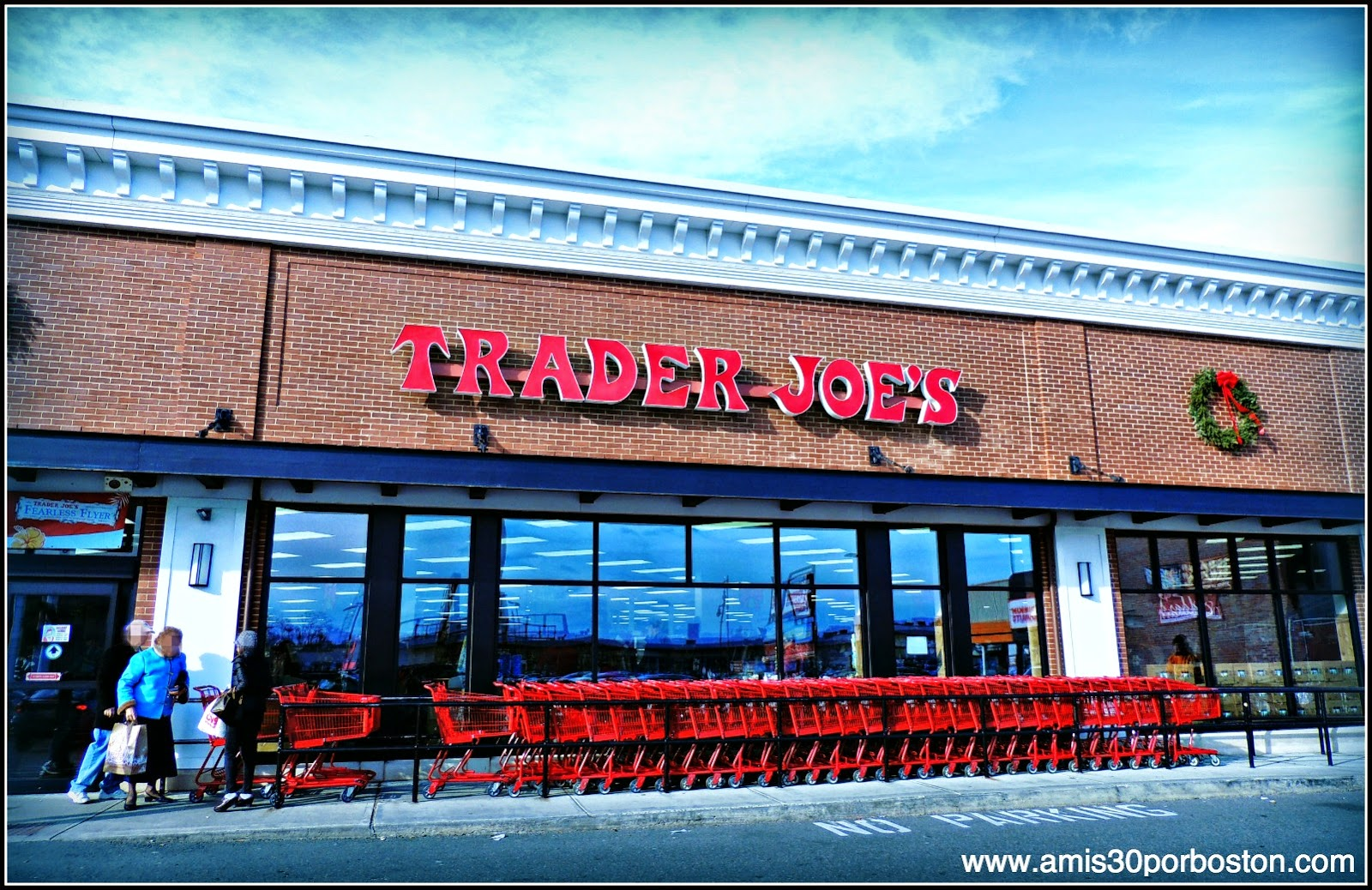 Supermercados en Massachusetts: Trader Joe´s