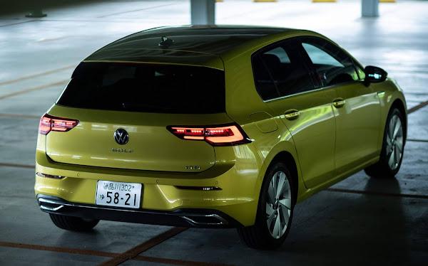 VW Golf 2022