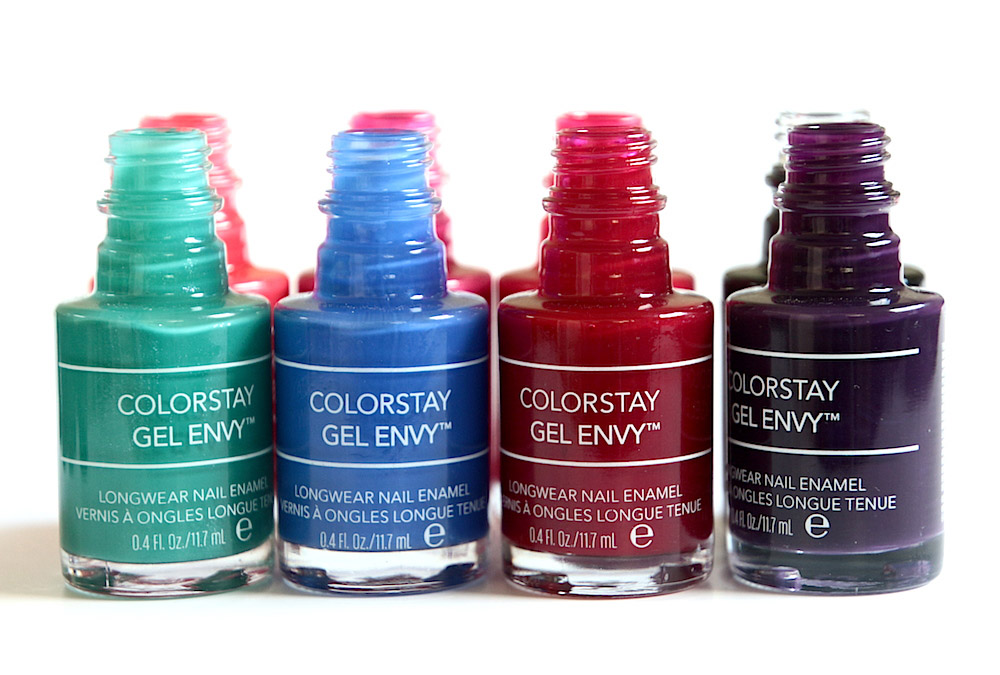 revlon colorstay gel envy vernis avis test