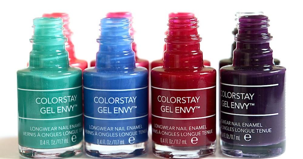 Colorstay Gel Envy De Revlon Mon Test Et Avis Kleo Beaut 233
