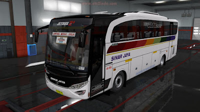 Jetbus 2 Sinar Jaya 49RB