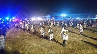 Kontingen Gema Takbir Dusun Gumulan