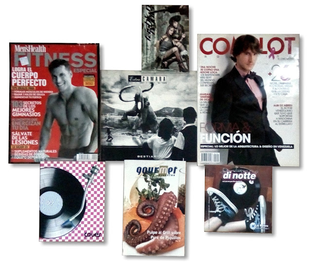 Formatos revista impresa