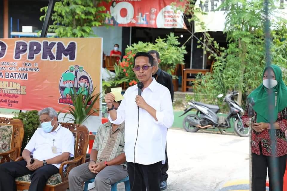 Pemko Batam Jadikan Asrama Haji Sebagai Pusat Isolasi Mandiri Terpadu, Ini Alasannya.