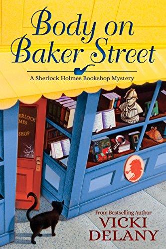 Body on Baker Street, by Vicki Delany