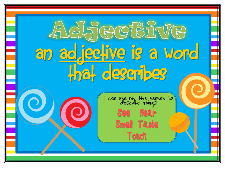 Crazy for First Grade: Many Luscious Lollipops