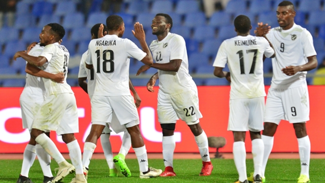 Namibia Miraculous Qualified For The 2019 AFCON