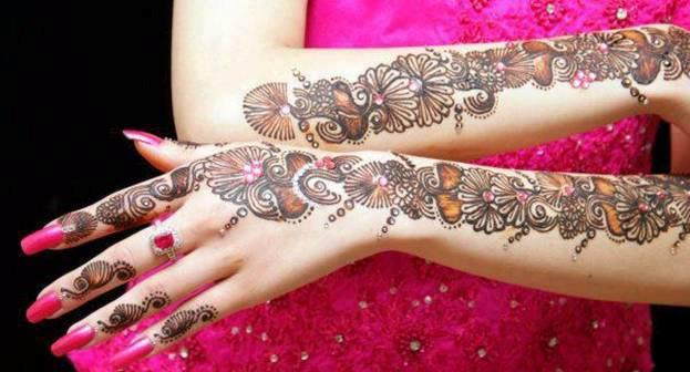 Worlds Best Henna Mehndi Collection of 2013
