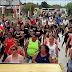 Zumbatón: Cerro Chato movilizó a los vecinos en apoyo a la Teletón