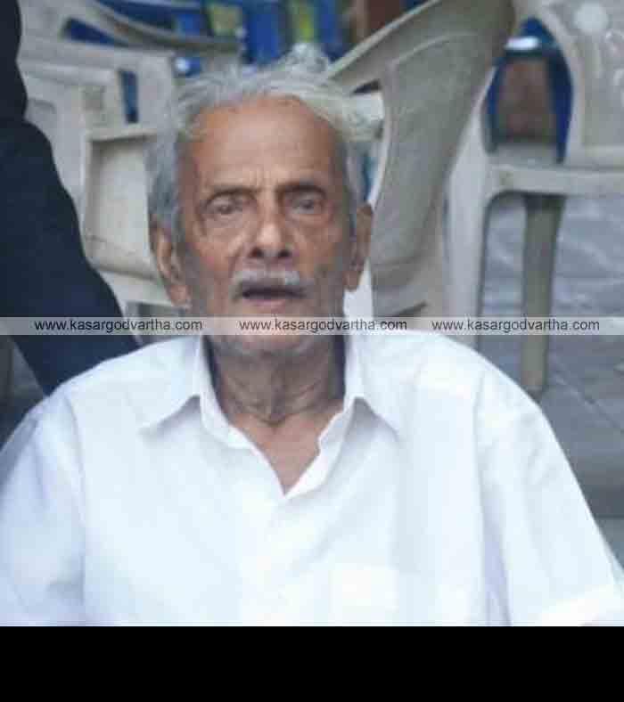 M Abdur Rahman Liberty of fort road passed away