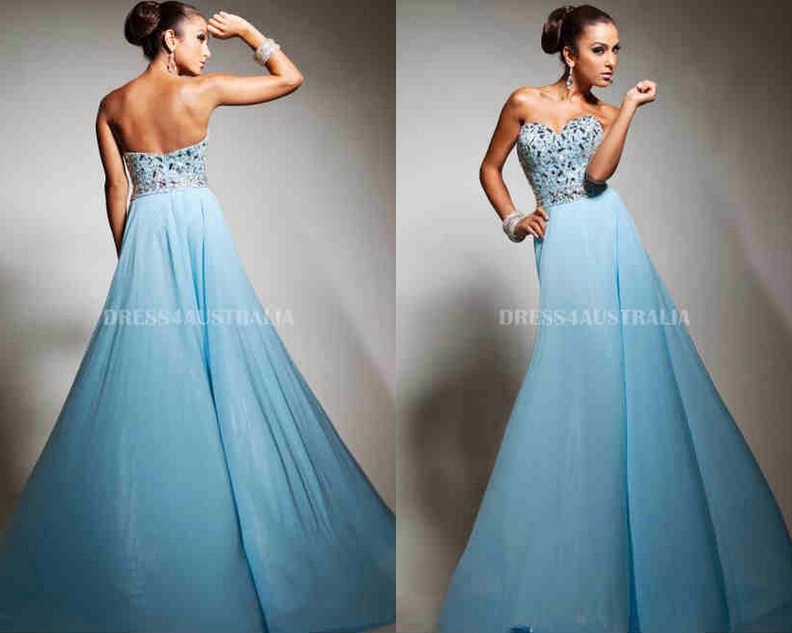 Everymomspage Choosing The Perfect Prom Dress At Dress4australia