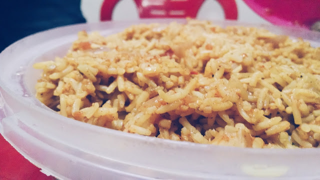 HOW TO MAKE TAMATO RICE RECIPE AT HOME