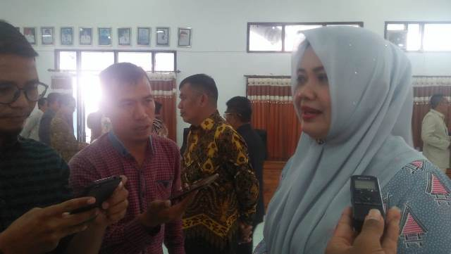 Bupati Bima, Hj Indah Damayanti Puteri (IDP)