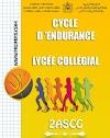 Cycle d'endurance niveau lycée collégial 2ASCG