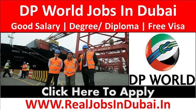 DP World Careers Jobs Vacancies UAE