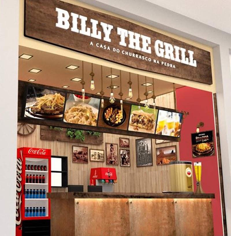 Billy the Grill inaugura nova franquia