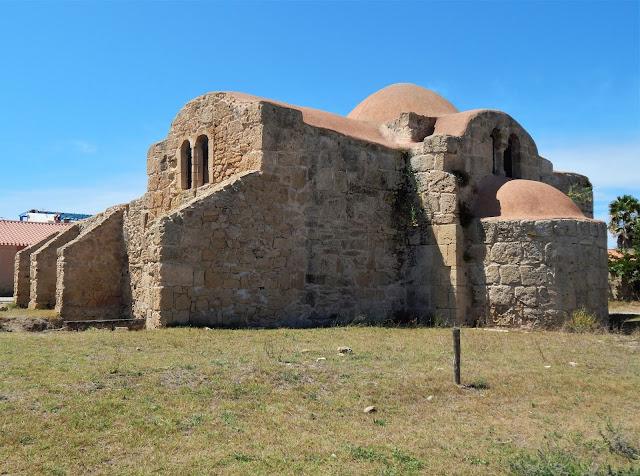 Església de Santu Giuanne de Sinis