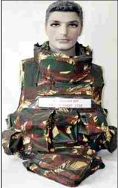 DRDO's new bullet proof jacket