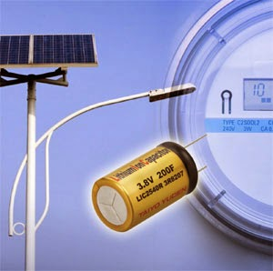 Lithium-ion capacitors (LIC)