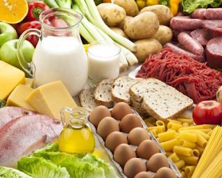 jenis makanan diet