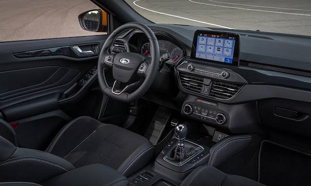 Novo Ford Focus ST 2.3 EcoBoost 2020