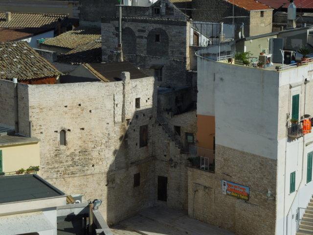 Piazza le Monache Ruvo di Puglia