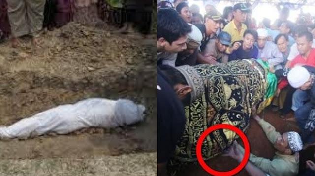 7 Kali Naik Haji, Saat Meninggal Jenazah Wanita Ini Tak Diterima Bumi, Ternyata Sering Begini