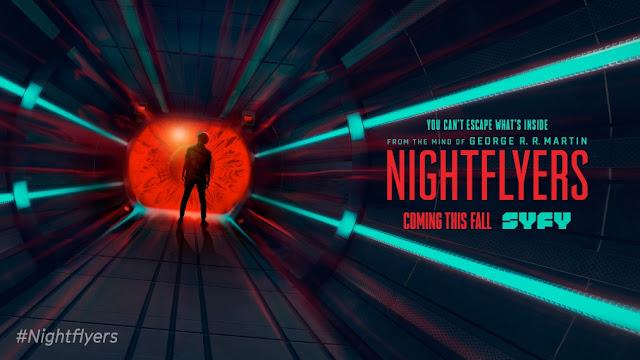 """Tráiler de """"Nightflyers"""", la adaptación de la novela de George R.R. Martin"""