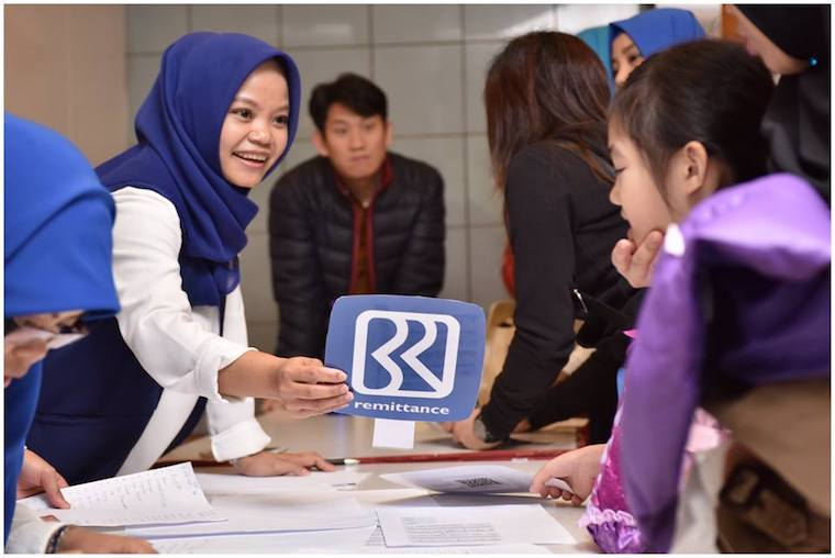 Empat Alamat BRI Remittance Yang Tersebar di Hong Kong